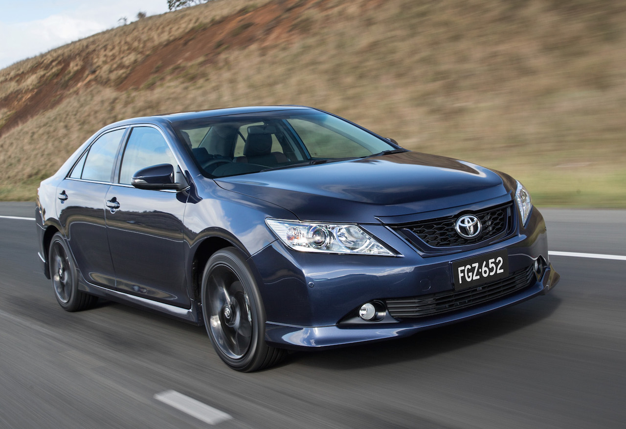 2015 toyota aurion update on sale in australia from