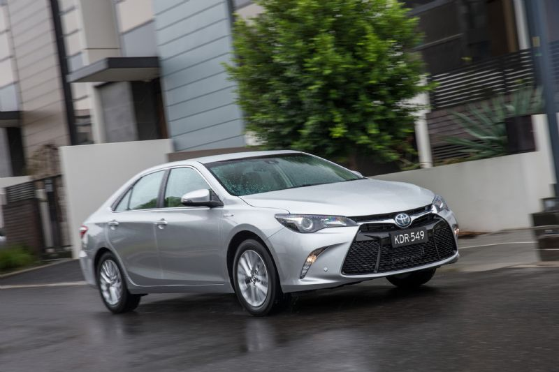 new look 2015 toyota camry on sale in australia from 26 490 performancedrive. Black Bedroom Furniture Sets. Home Design Ideas