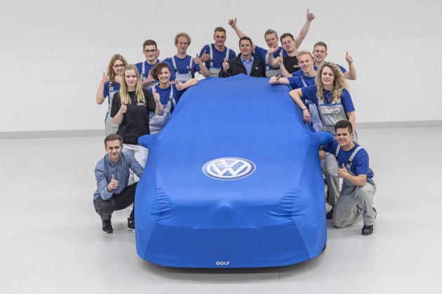 2015 Volkswagen Golf GTI Performance Worthersee-apprentices