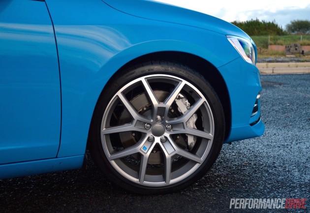 2015 Volvo S60 Polestar-brakes