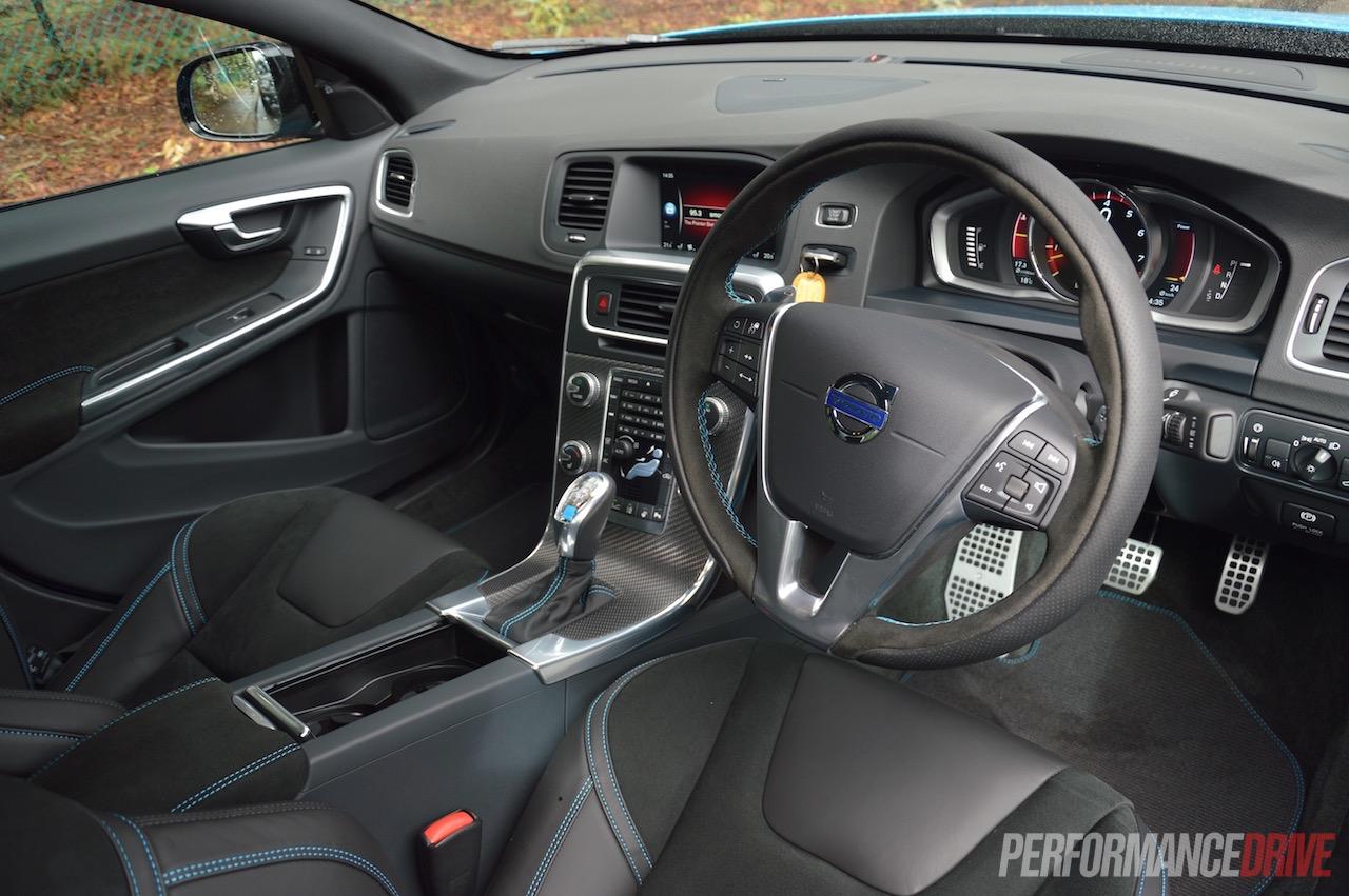 2015 Volvo S60 Polestar-interior |