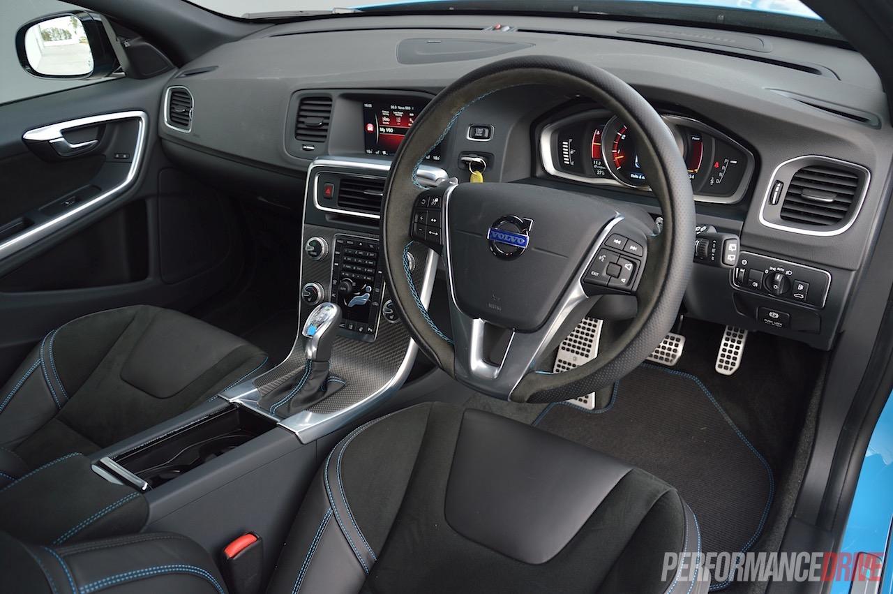 2015 Volvo V60 Polestar-interior |