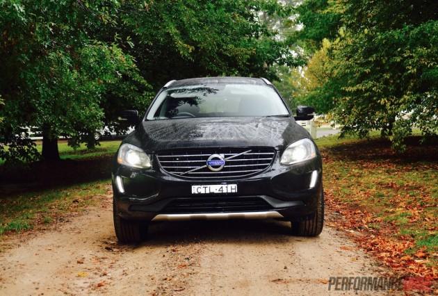 2015 Volvo XC60 T5 Luxury-headlights