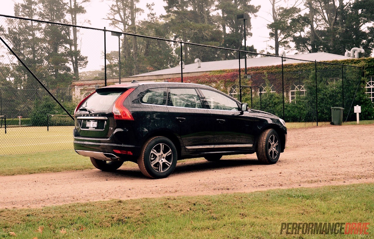 volvo xc  luxury review video performancedrive