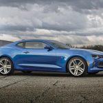 2016 Chevrolet Camaro revealed; 2.0T confirmed, 90kg lighter