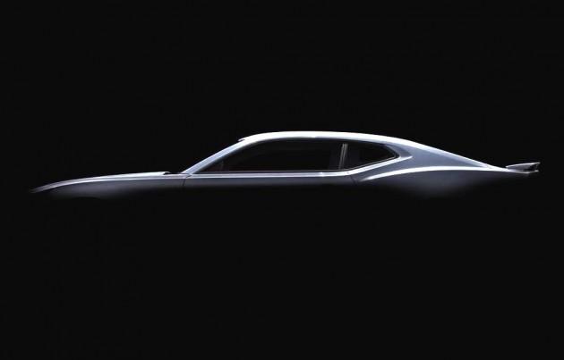 2016 Chevrolet Camaro-profile
