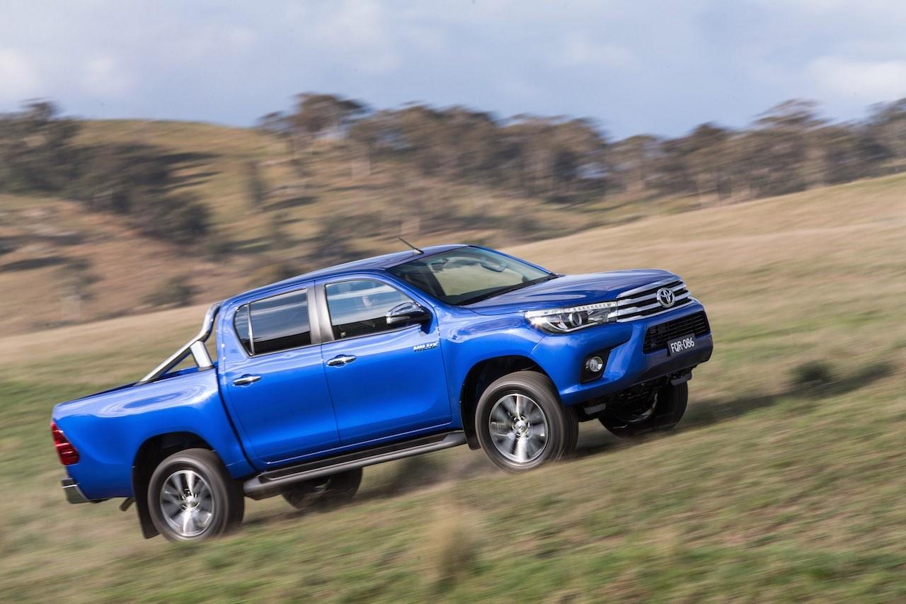 Toyota Hilux - Motorpasión