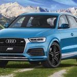 ABT develops performance upgrade for Audi Q3 2.0 TDI