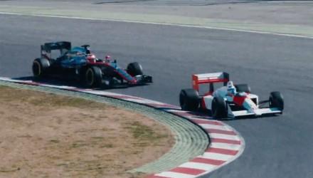 Alonso-Senna-McLaren MP4-4