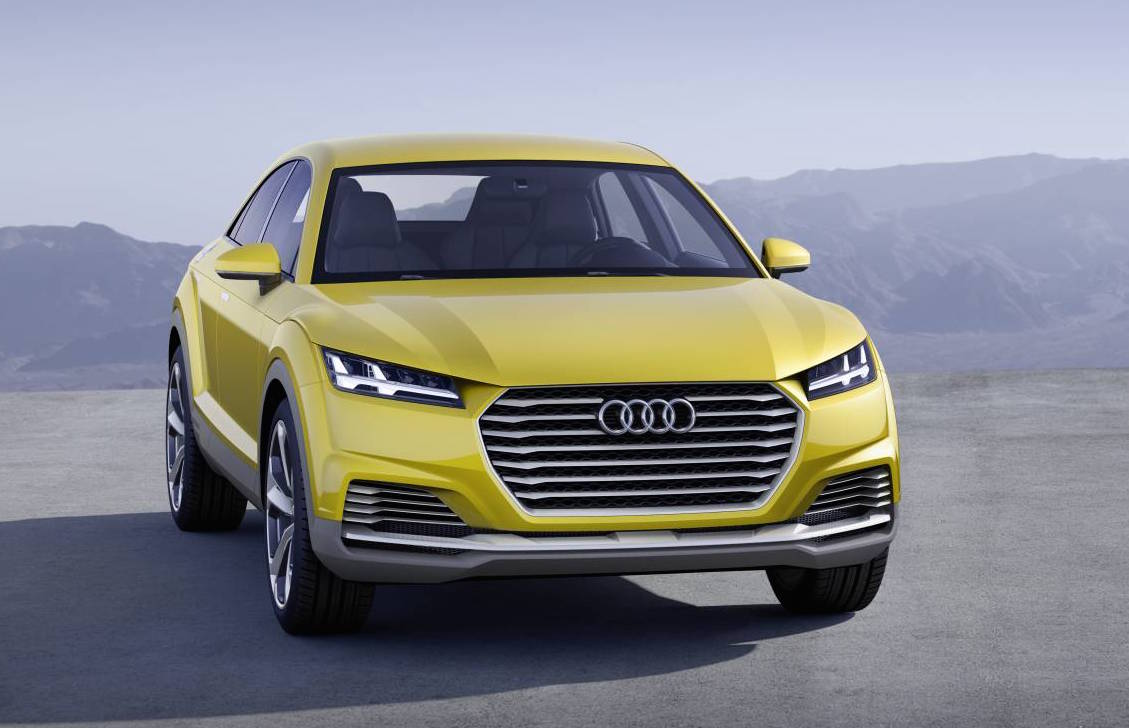 2018 audi electric car. simple electric audi tt offroad concept in 2018 audi electric car