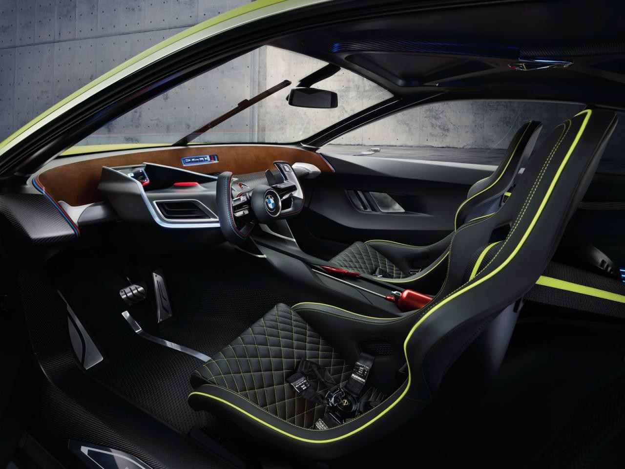 bmw 3 0 csl hommage concept unveiled at concorso d 39 eleganza performancedrive. Black Bedroom Furniture Sets. Home Design Ideas