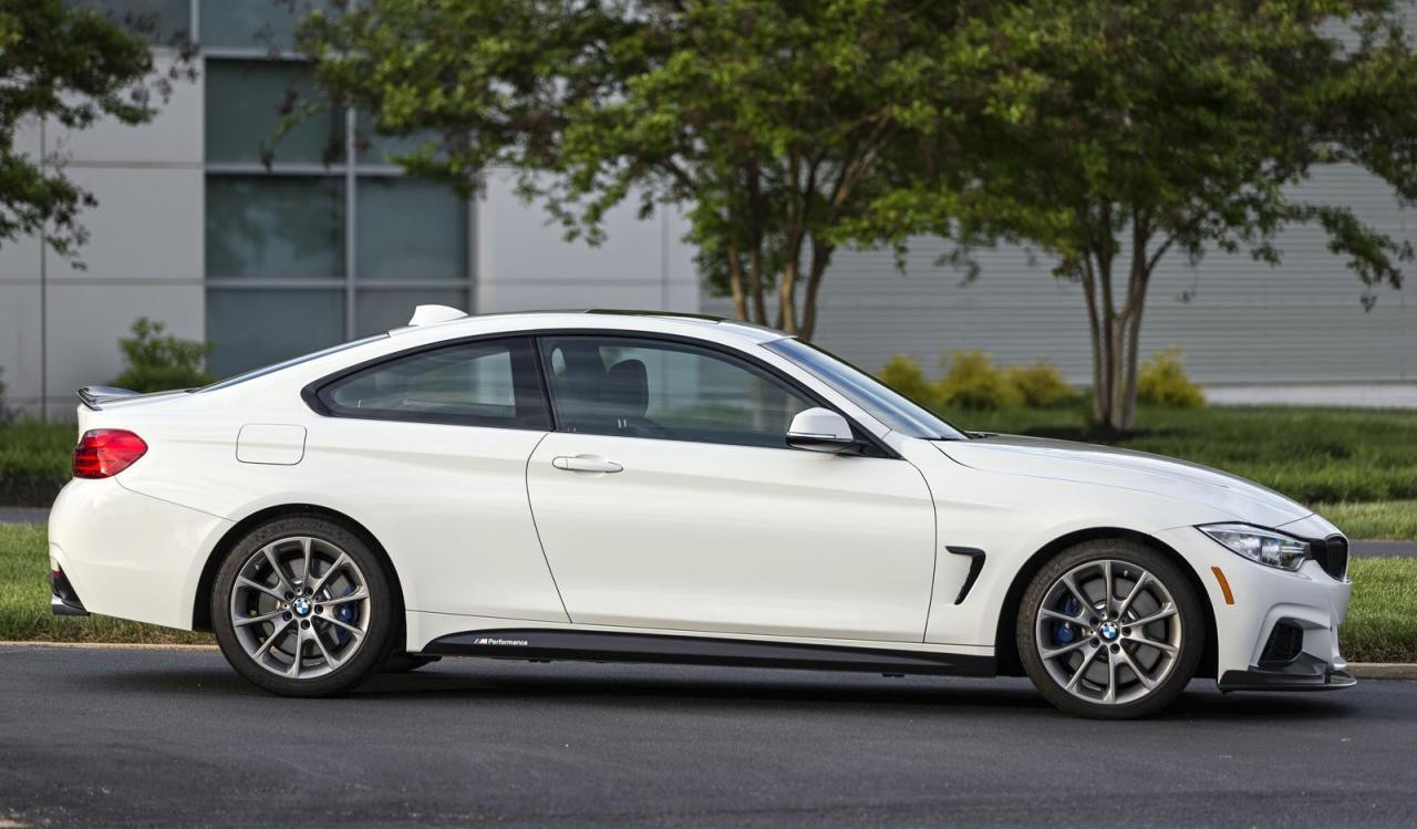 Bmw 435i Zhp Coupe Announced In The Us Gets Power Boost Performancedrive