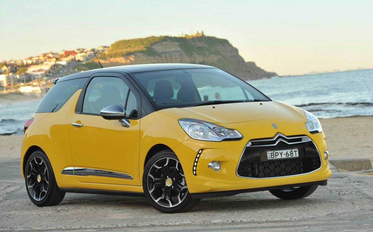 citroen ds3 gets new 6 speed auto only for puretech110 performancedrive. Black Bedroom Furniture Sets. Home Design Ideas