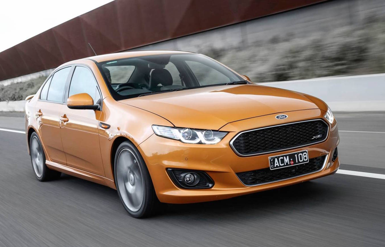 ford fg x falcon xr6 turbo 39 sprint 39 on the way 310kw. Black Bedroom Furniture Sets. Home Design Ideas