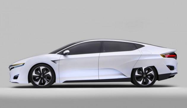 Honda-FCV-concept-side