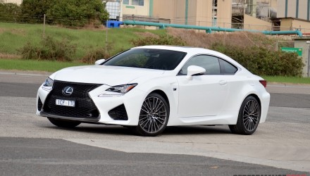 Lexus RC F-PerformanceDrive