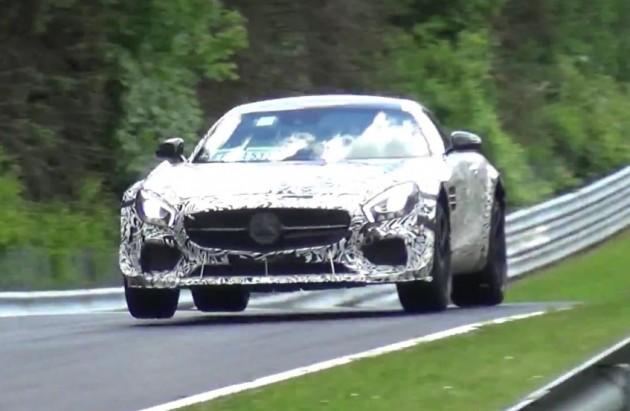 Mercedes-AMG GT aero prototype