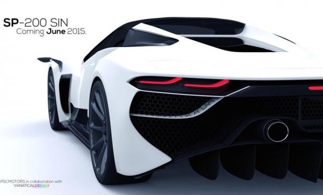 PSC Motors SP-200 SIN-teaser