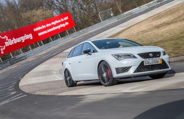 SEAT Leon ST Cupra-Nurburgring