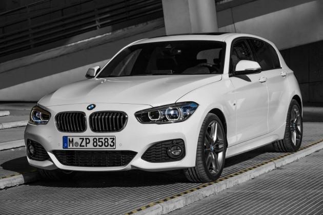 2015 BMW 1 Series LCI