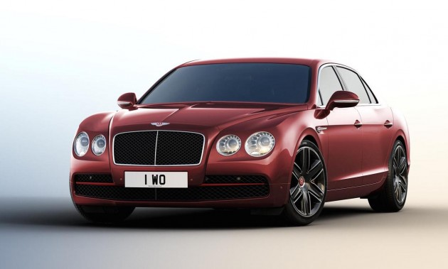2015 Bentley Flying Spur Beluga Specification