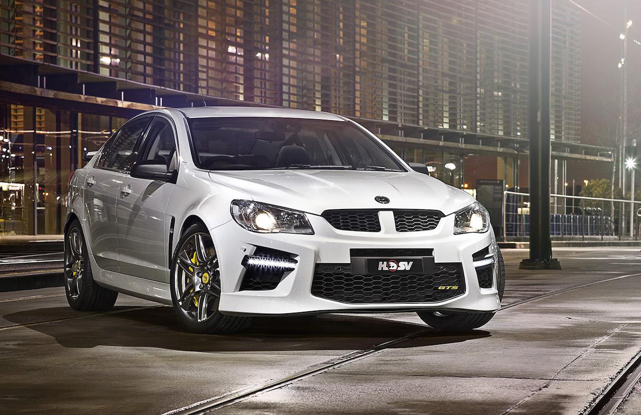 2016 HSV GTS series II getting even more power - rumour | PerformanceDrive