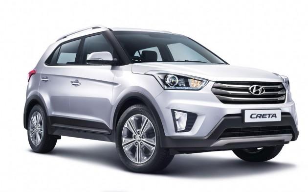 2015 Hyundai Creta
