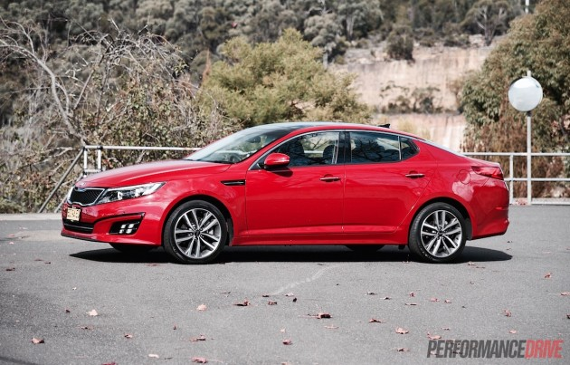2015 Kia Optima Platinum
