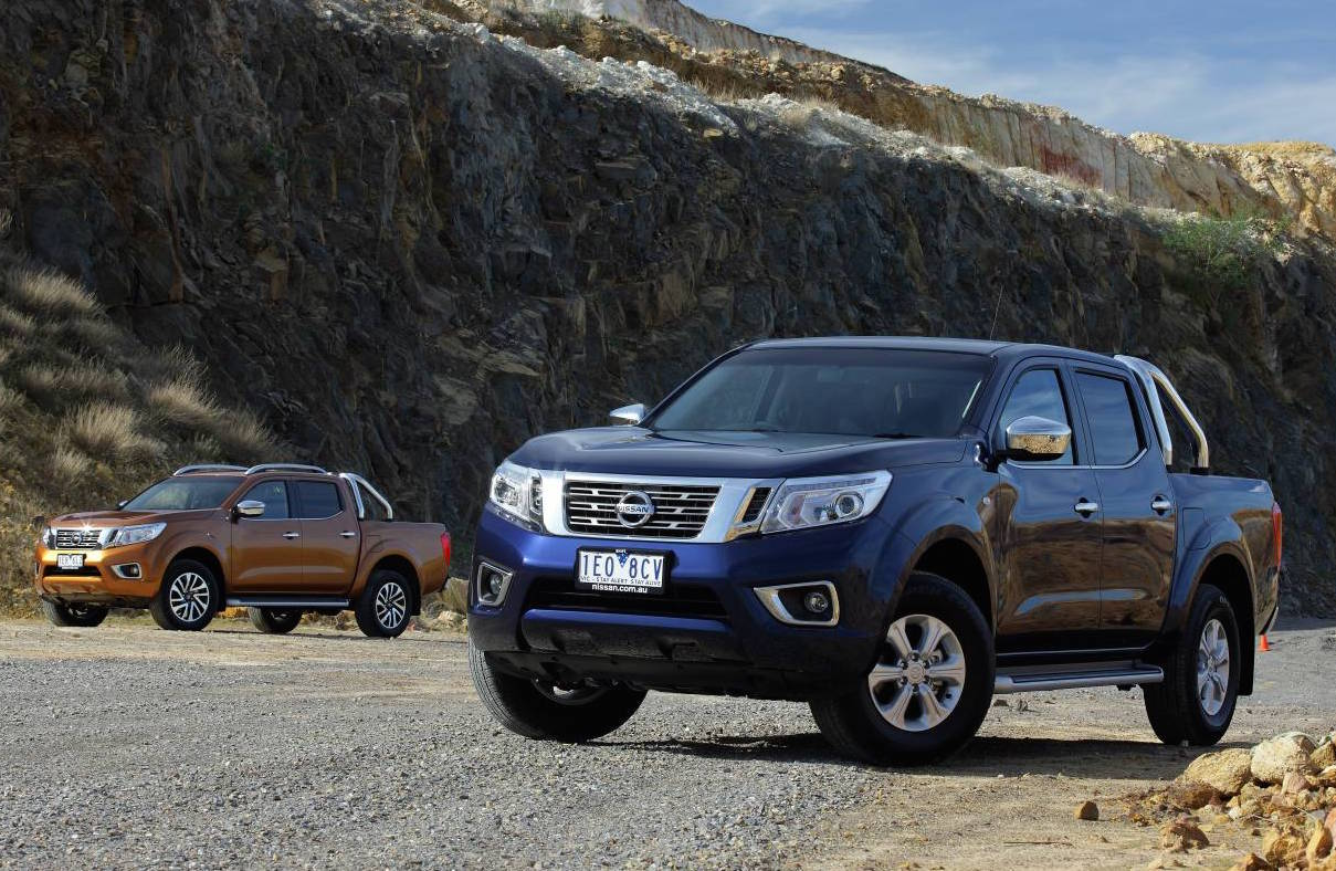 2015 nissan navara np300 now on sale in australia performancedrive. Black Bedroom Furniture Sets. Home Design Ideas