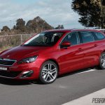 2015 Peugeot 308 Touring 1.6T review (video)