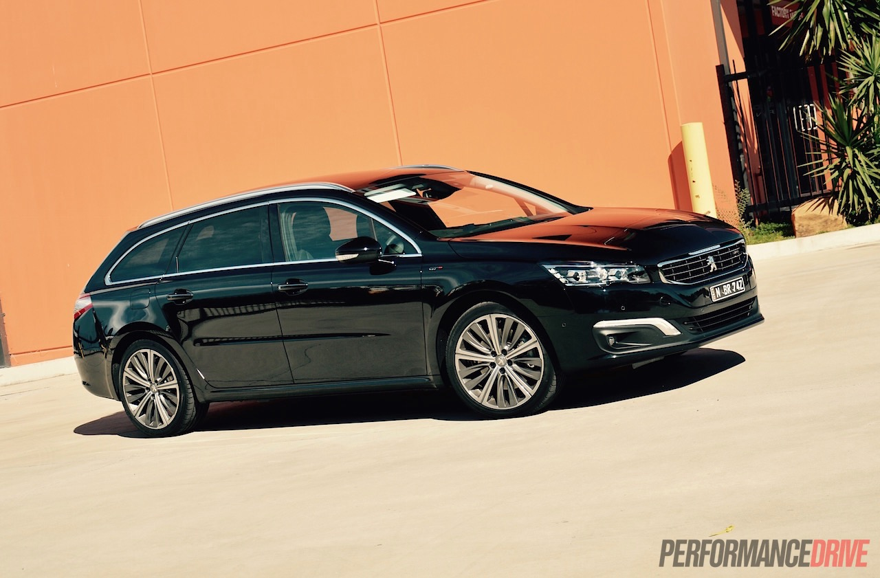 Should You Buy A 2015 Peugeot 508 GT Touring Video