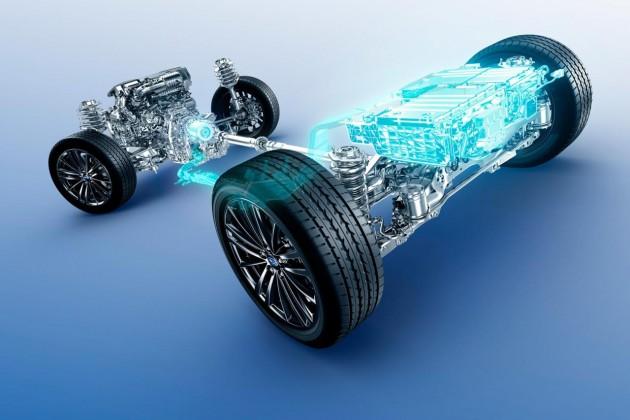 2015 Subaru Impreza Sport Hybrid-powertrain