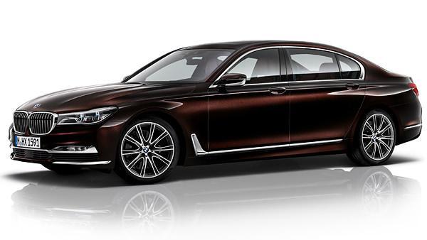 2016 BMW 7 Series Individual
