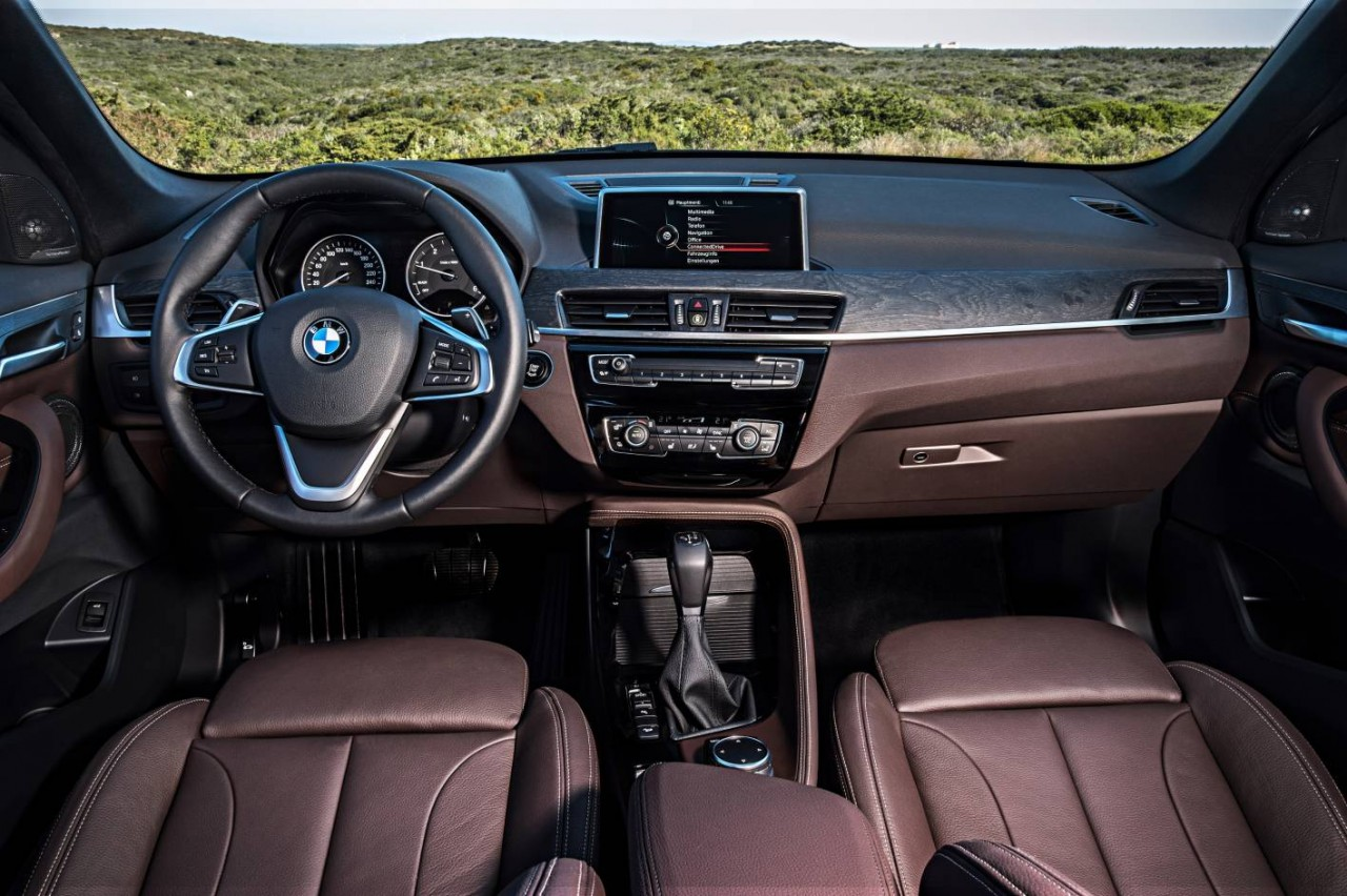 2016 Bmw X1 Officially Unveiled New Fwd Platform