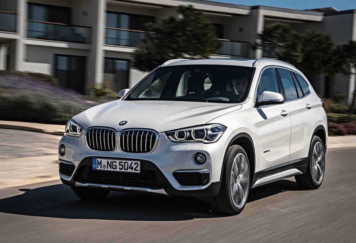 2016 bmw x1 officially unveiled new fwd platform performancedrive. Black Bedroom Furniture Sets. Home Design Ideas
