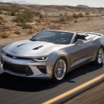 2016 Chevrolet Camaro convertible officially unveiled