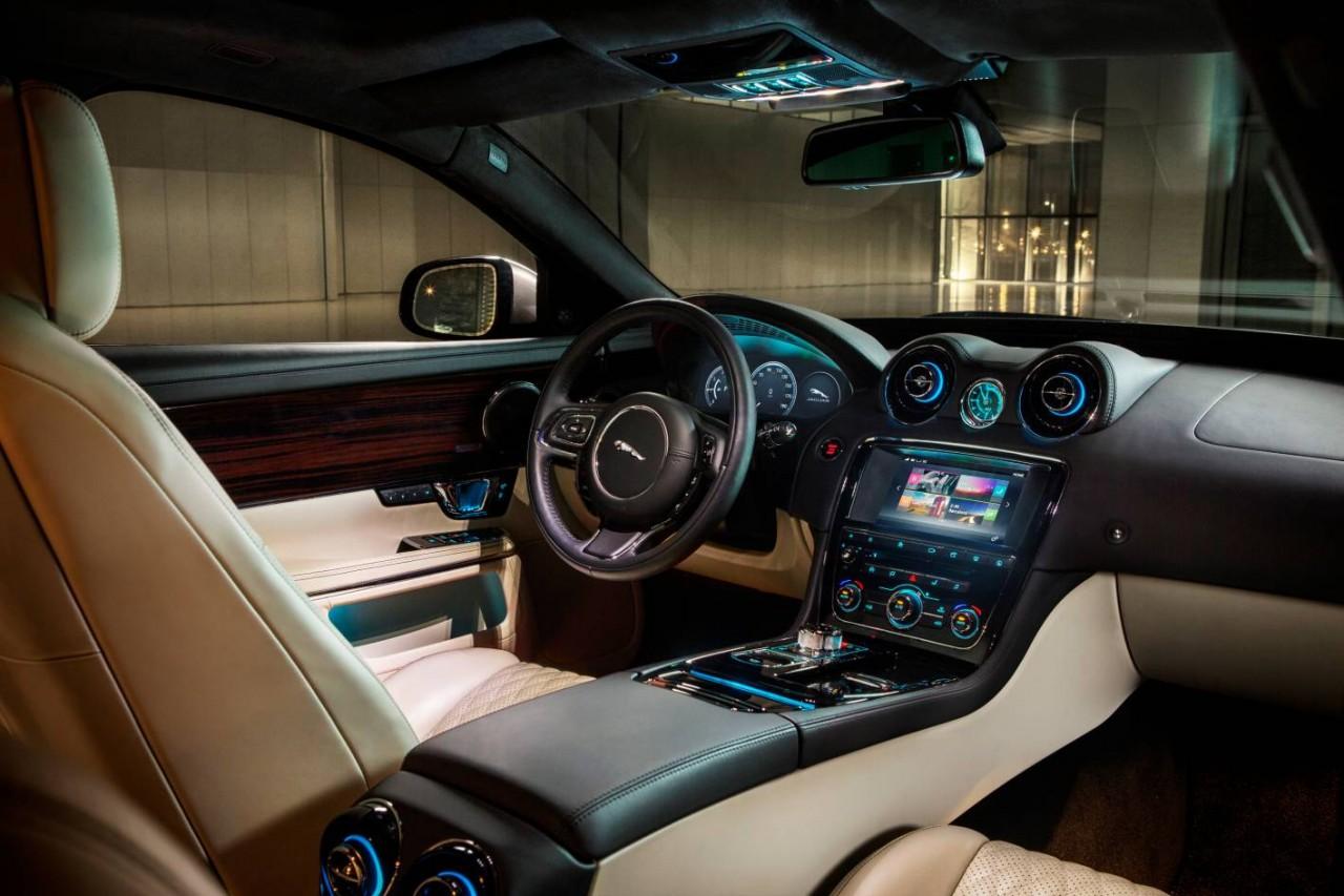 2016 jaguar xj unveiled on sale in australia november 1 performancedrive. Black Bedroom Furniture Sets. Home Design Ideas
