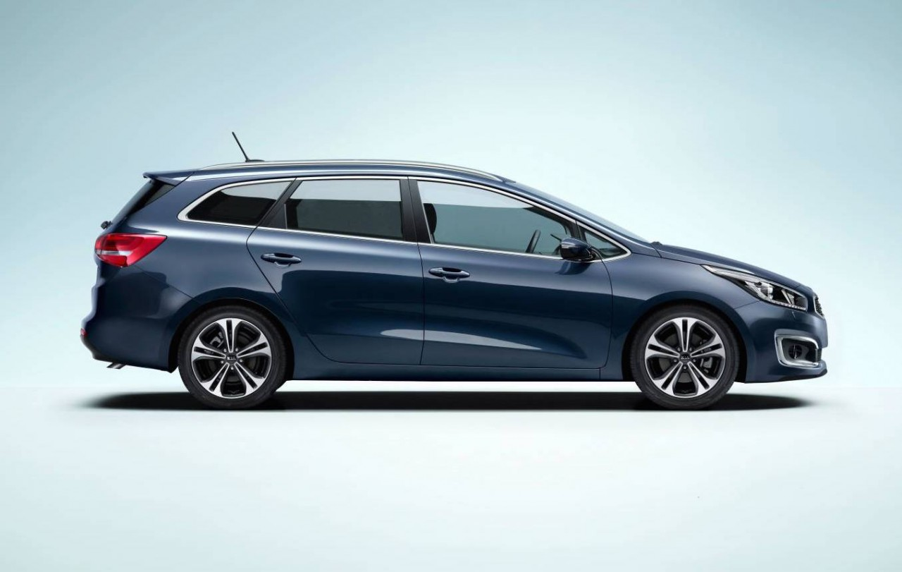 2016 kia cee 39 d revealed new 1 0 t gdi 3cyl 7spd dct auto performancedrive. Black Bedroom Furniture Sets. Home Design Ideas