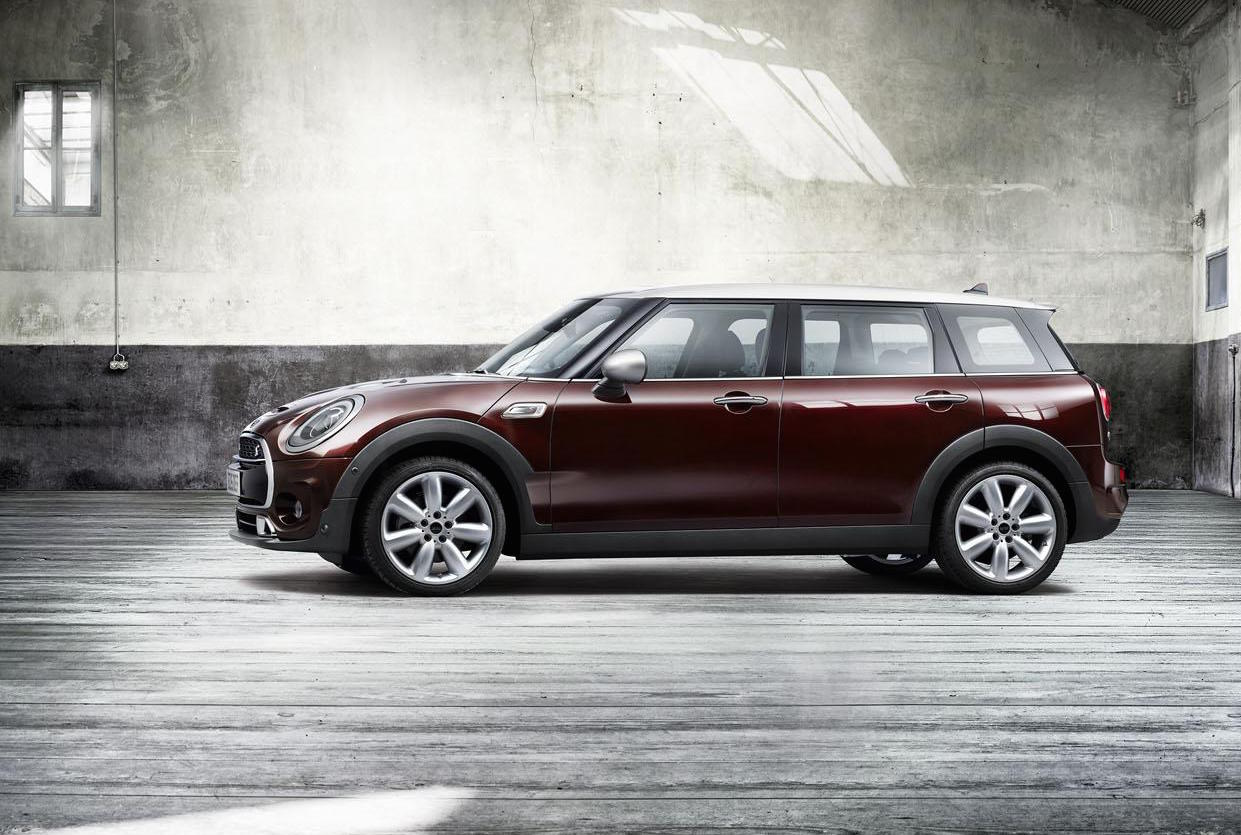 2016 MINI Clubman makes its debut, gets first 8spd auto option ...