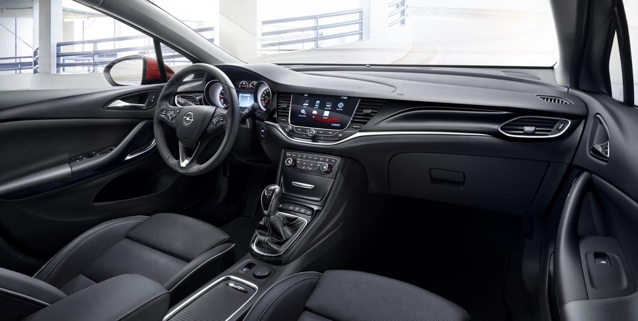 Opel Astra Interior X on 2007 Buick Lacrosse Ls