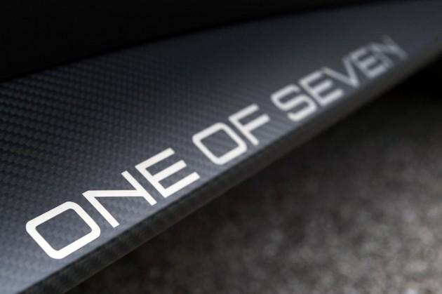 Aston Martin Vanquish Q 1 of 7-carbon