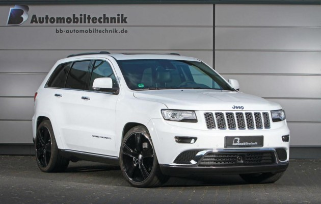 BB Automobiltechnik Jeep Grand Cherokee CRD