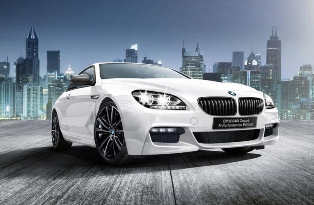 BMW 640i M Performance limited edition