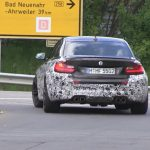 Video: BMW M2 prototype spotted again, closer to production?