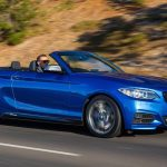 BMW M235i convertible on sale in Australia from $85,800