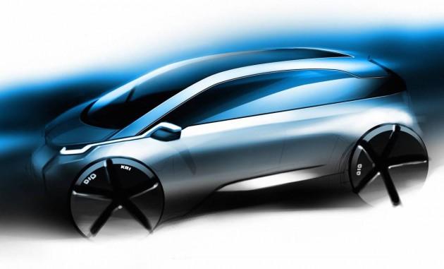 BMW Megacity Vehicle concept