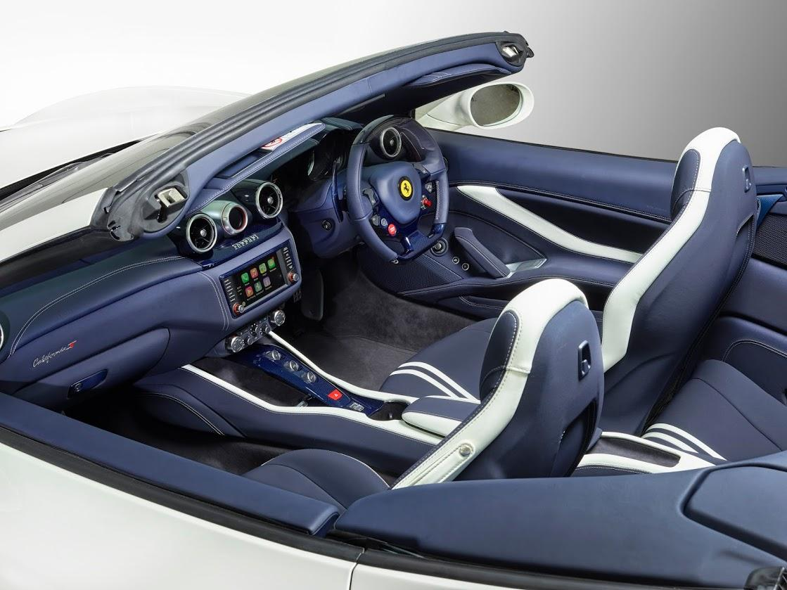 Ferrari California T tailor made-interior |