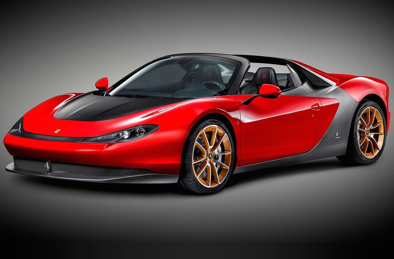 New Ferrari Dino on the way, 'entry-level' sports car   PerformanceDrive