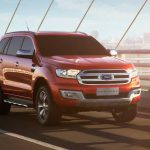 Ford Everest on sale in Australia in October from $54,990