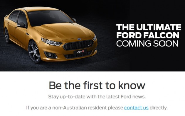 Ford Falcon ultimate